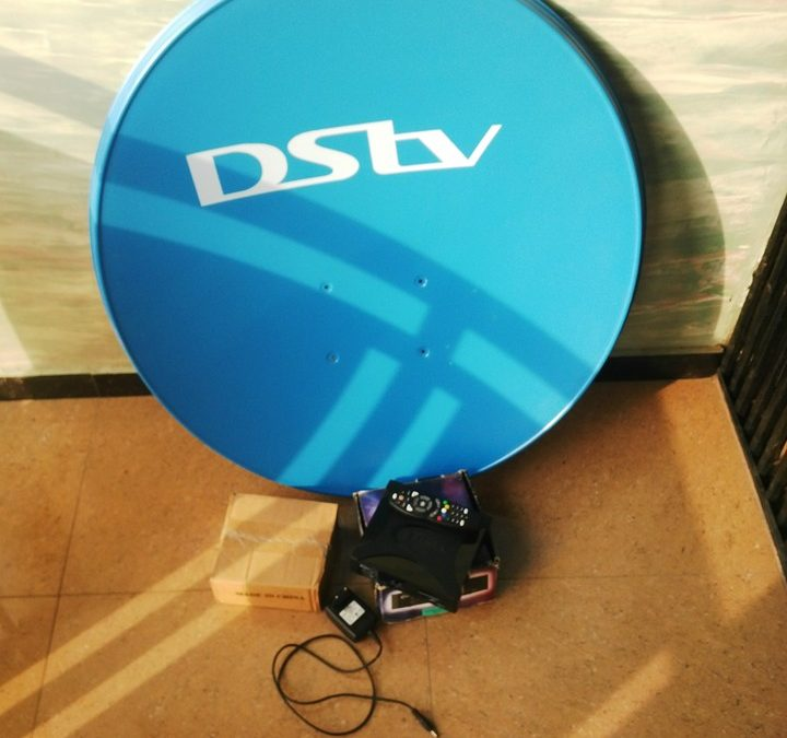 The DIY on Installing your Own DSTV Dish